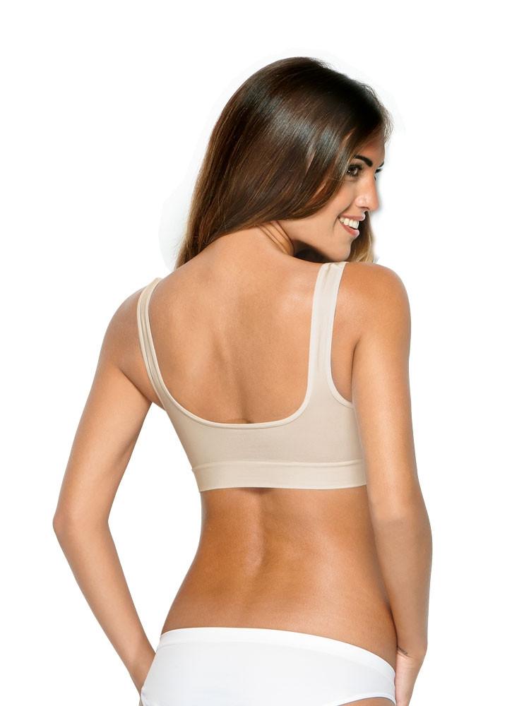 Reggiseno bodyeffect skin fronte