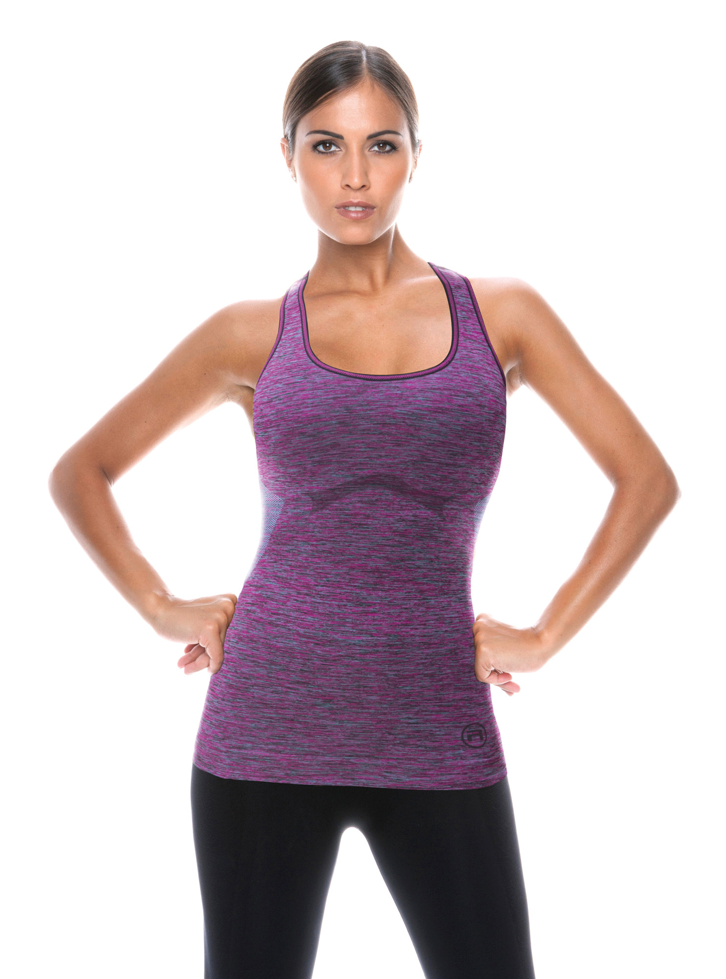 Canotta Space3 Donna Active-fit