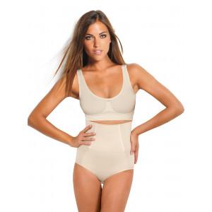 slip modellante con corsetto