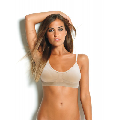 Reggiseno push-up con coppe estraibili