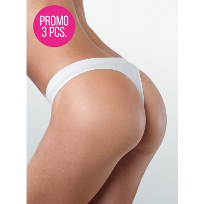 Perizoma Cotone Promo 3 Pezzi
