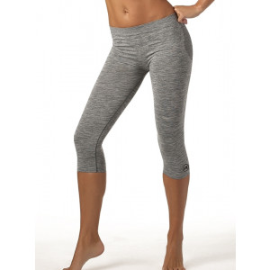 Woman 3/4 Pant Active-fit Mélange